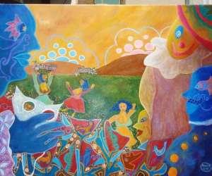 Annie giry   artiste peintre