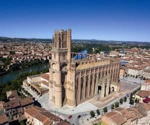 Cathédrale sainte-cécile d