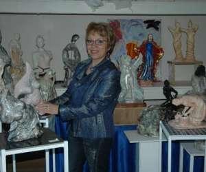 Sculptures roselyne