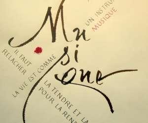 Cours de calligraphie latine
