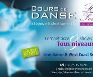 Line dance fever