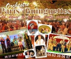 Orchestre paris guinguettes