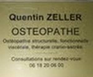 Quentin  zeller    osteopathe