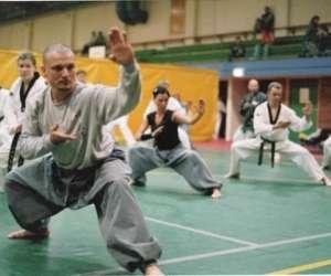 Centre  traditionel  de taekwondo et de sunmudo
