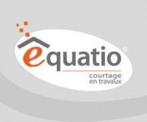 Equatio  -  courtage en travaux