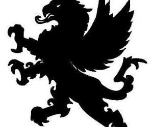 Le griffon noir
