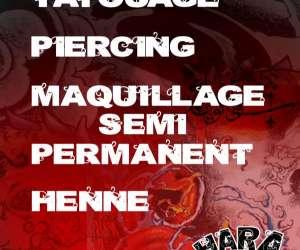 Sahara tattoo