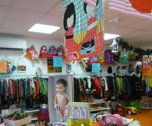 Plik plok vêtements accessoires et décoration enfants