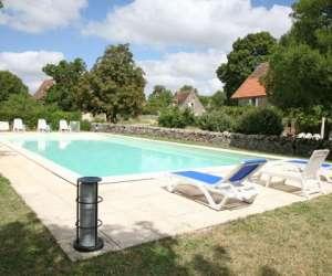 Domaine de montanty  - location vacances rocamadour