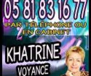 Khatrine voyance