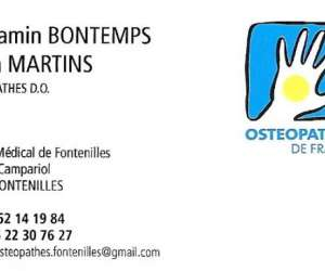 Martins  sofia   osteopathe