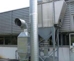 Mh-aspirations  -   ventilation et depoussierage indust