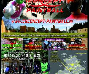 Cs concept paintball