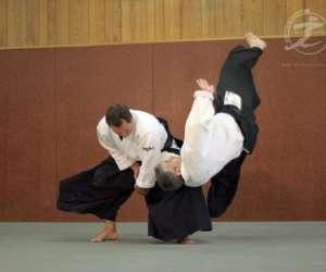 Section aïkido-arts martiaux portet
