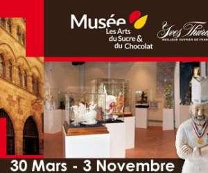 Musée des arts du sucre et du chocolat yves thuriès