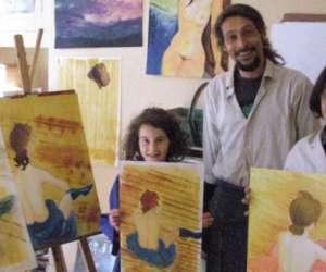 Atelier cours de dessin peinture gerald callier