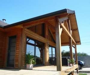 Maisons  pyrenees  bois - construction maison en bois