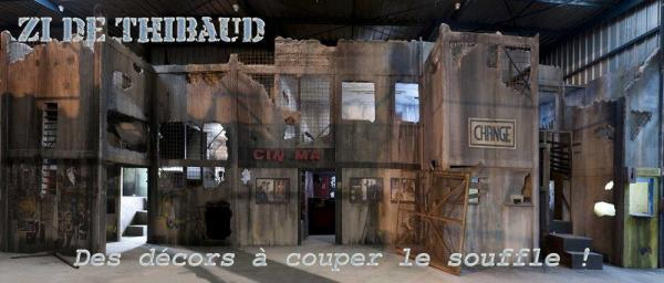 Paintball indoor toulouse