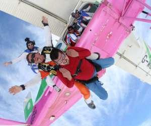 Accelair parachutisme  albi et millau