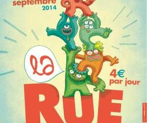 Festival la rue des enfants