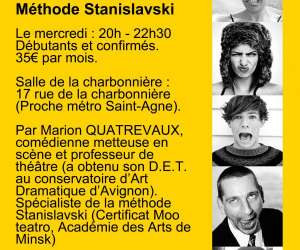 Association zicomatic - cours de  théâtre et de  cinéma
