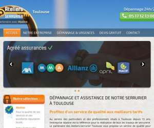 Ateliers-serrurier toulouse