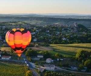 Quercy montgolfiere association