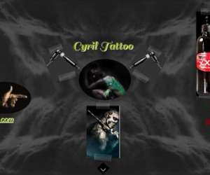Cyril tattoo