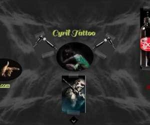 Cyril tattoo