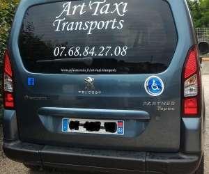 Art'taxi transports