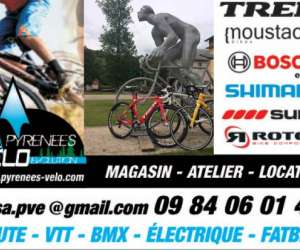Pyrenees vélo evolution