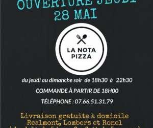 La nota pizza