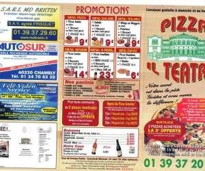 Pizza il teatro