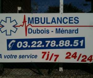 Ambulances dubois-menard