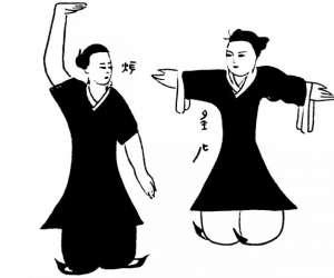 Qi gong axonais