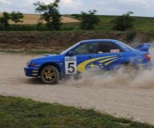 Stage de pilotage rallye / laon