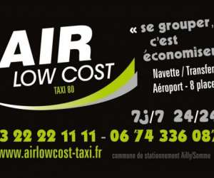 Taxi low cost amiens