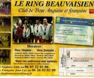boxe française savate ring beauvaisien