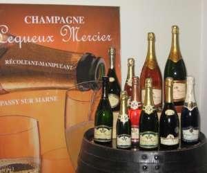 Champagne lequeux-mercier