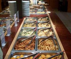 """Restaurant  """" les   delices  d"""