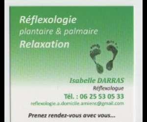 Reflexologie et relaxation a domicile