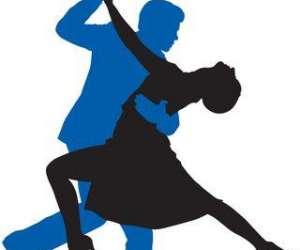 Danse de salon, de société, couple, sportive
