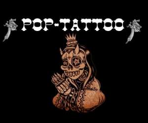 Pop-tattoo