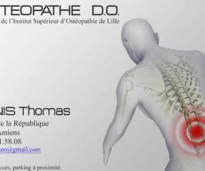 Thomas denis, osteopathe d.o
