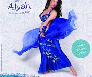 Cours danse orientale avec alyah