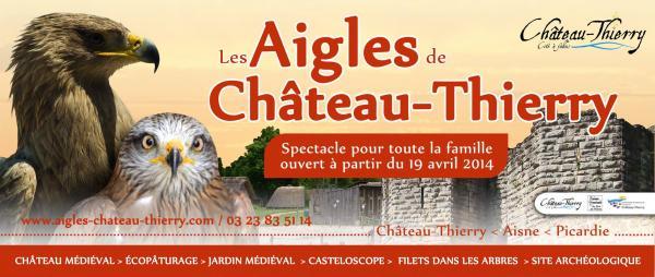 À Chateau Château Thierry Les 02400 Téléphone Aigles De 4LRAj35