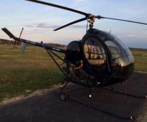 Greg helico baptême en hélicoptère baie de somme