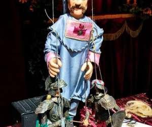 Les petits bouffons nord -  spectacles  de marionnettes
