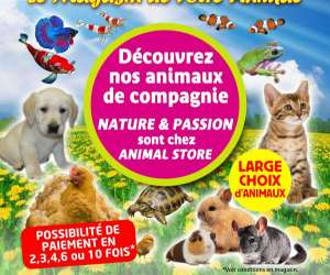 Animal store fayet saint-quentin