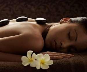 Turquoise massage